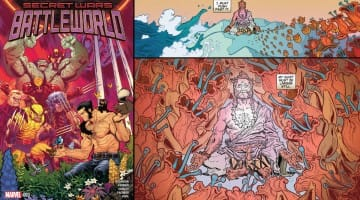 wolverine, enlightened, meditation, zen, pacifist, marvel, xmen, comics, logan, lion's roar, buddhism, news