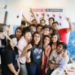 Burmese youth snap selfless selfies