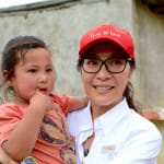 Michelle Yeoh, Buddhism, Nepal, Earthquake, Aid, Activism, Ladakh, Famous, Lion's Roar, Buddhism, News, Live to Love,