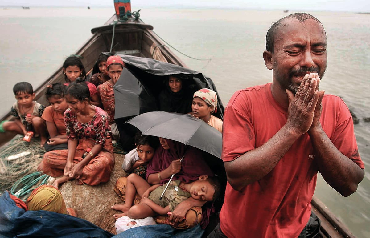rohingya, military, monks, war, south asia, burma, thailand, sri lanka, radical, religion, buddhism, buddhadharma, news, lion's roar