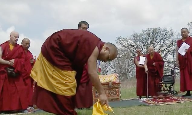 Lion's Roar, Rangjung Rigpe Dorje, 16th Karmapa, 17th Karmapa, Karmapa, Tibetan Buddhism, Karma Kagyu lineage,