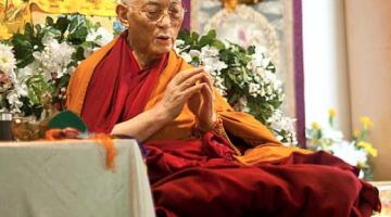 Choden Rinpoche, Tibetan Buddhism, Rinpoche, Lion's Roar, Sera Je Monastery