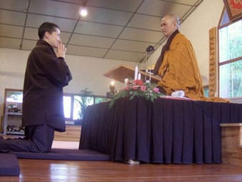 cheri maples, thich nhat hanh, buddhism, police, cop, thich nhat hanh, lion's roar