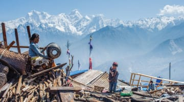 nepal, earthquake, karuna shechen, aid, funds, donations, relief, news, lion's roar, buddhism