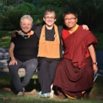 omega institute, tsoknyi rinpoche, sylvia boorstein, melissa blacker, waking up in every moment, lion's roar, buddhism