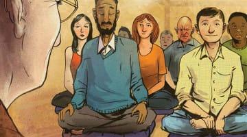 No Teacher of Zen