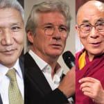 thupten jinpa, richard gere, dalai lama, liberty medal