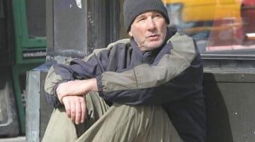 Richard Gere, Homeless, Lion's Roar, News, Buddhism