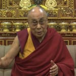 Dalai Lama calls for action on climate change