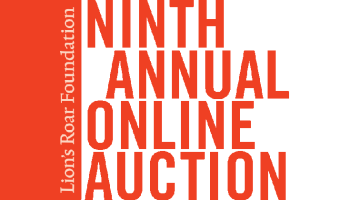 lion's roar auction