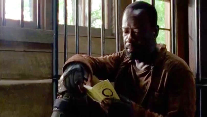 """What does The Walking Dead's Morgan know about """"The Art of ..."""