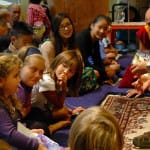 What kinds of programs can Buddhist centers offer children?
