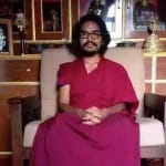 Yongey Mingyur Rinpoche returns from four years of retreat
