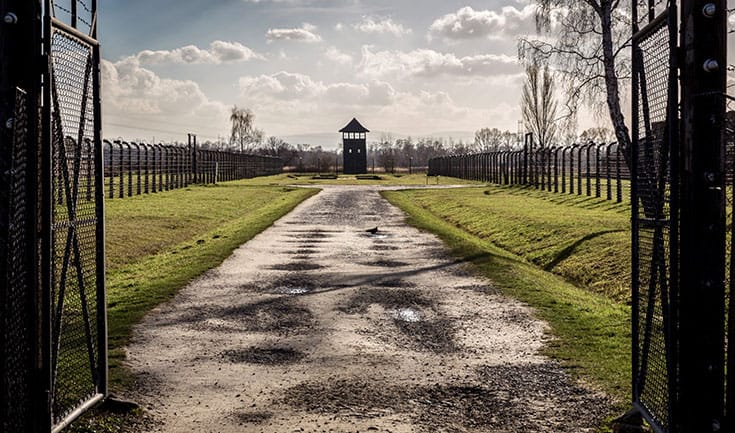 Auschwitz, Bearing Witness, Zen Peacemakers, Narayan Helen Liebenson, Lion's Roar, Buddhism