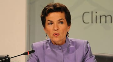 Christiana Figueres, Thich Nhat Hanh, UN, Climate Change, Lion's Roar, Buddhism