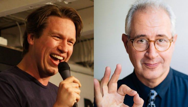 Pete Holmes, David Nichtern, Podcast, Buddhism, Lion's Roar
