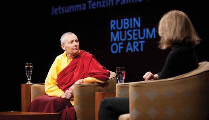 Tenzin Palmo, Gloria Steinem, Patriarchy, Buddhism, Lion's Roar, Buddhadharma