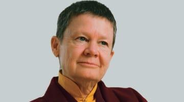 Pema Chodron, Ego, Lion's Roar, Buddhism
