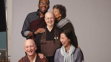 Rebecca Li, Geoffrey Shugen Arnold, Gina Sharpe, Enkyo Pat O'Hara, Lama Rod Owens, Lion's Roar, Buddhism