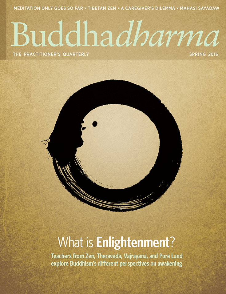 Buddhadharma, Enlightenment, Magazine, Lion's Roar