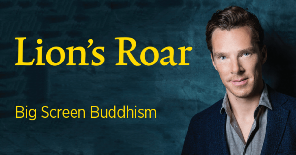 Benedict Cumberbatch on how he found Buddhism