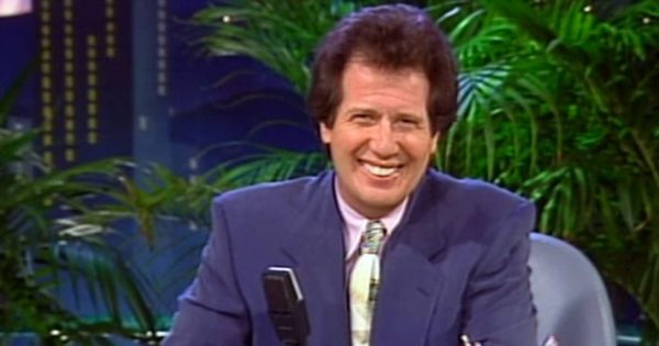 Garry Shandling as the titular character on The Larry Sanders Show.