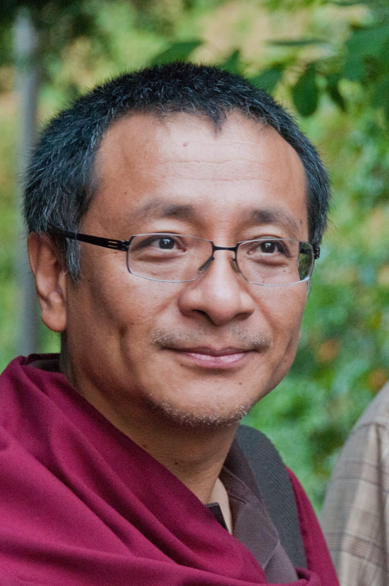 Dzogchen Ponlop Rinpoche.