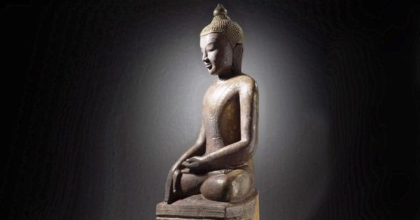 Beginning with Buddhism and meditation