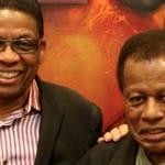 Jazz giants (and Buddhists) Herbie Hancock, Wayne Shorter urge artists toward compassion