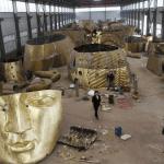 Bodhisattva statue project symbolizes Mongolia's Buddhist heritage