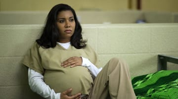 "Jessica Pimentel as Maria Ruiz on ""Orange Is the New Black."""