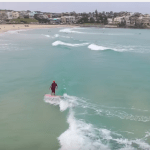 Are the Gyuto Monks surfing at Bondi Beach?
