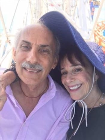 """Engaged Buddhists"": Jack Kornfield and Trudy Goodman, via InsightLA."