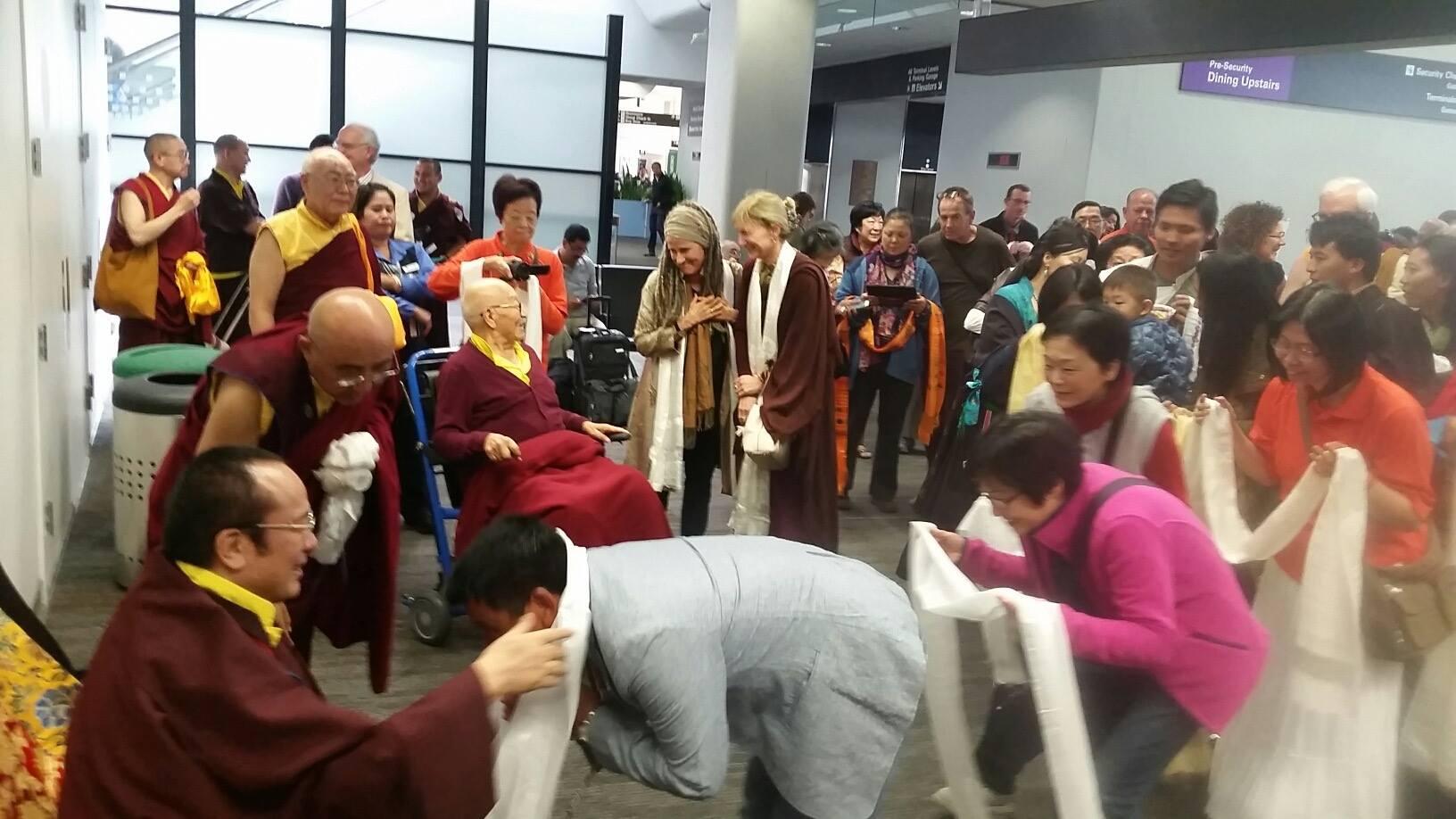 Situ Rinpoche.