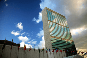 The United Nations Headquarters in New York. Photo by UN Photos.