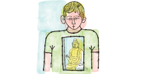 What does it mean to call yourself a Buddhist?