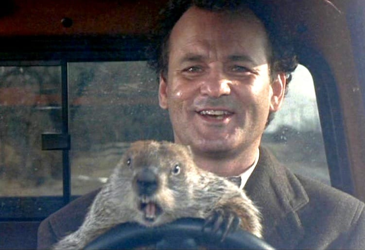 Groundhog Day.