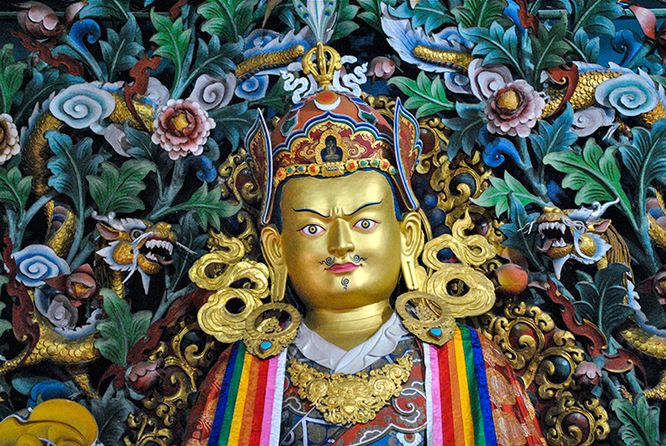 Image result for padmasambhava