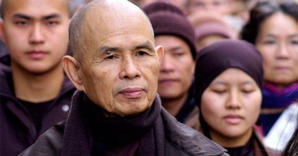 Thich Nhat Hanh: Be Beautiful, Be Yourself – Lion's Roar