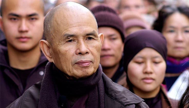 Thich Nhat Hanh: Be Beautiful, Be Yourself