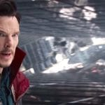 Trailers: Doctor Strange has a Buddhist wifi password; Iron Fist is still white