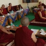 Twenty Tibetan Buddhist nuns are first ever to earn Geshema degrees