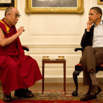 Obama receives Dalai Lama at White House