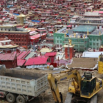 Demolition of half of world's largest Tibetan Buddhist institute to begin July 25th