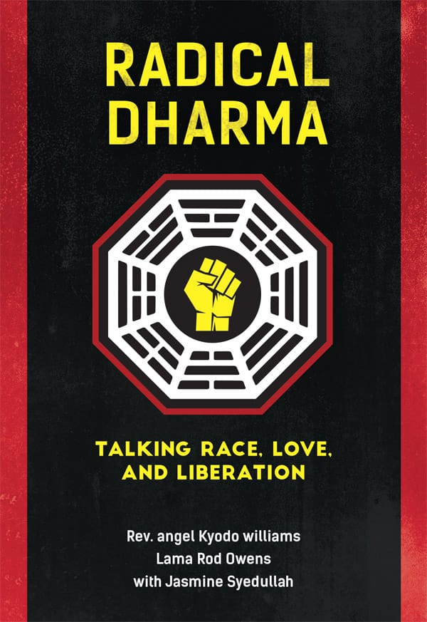 Radical dharma book cover.