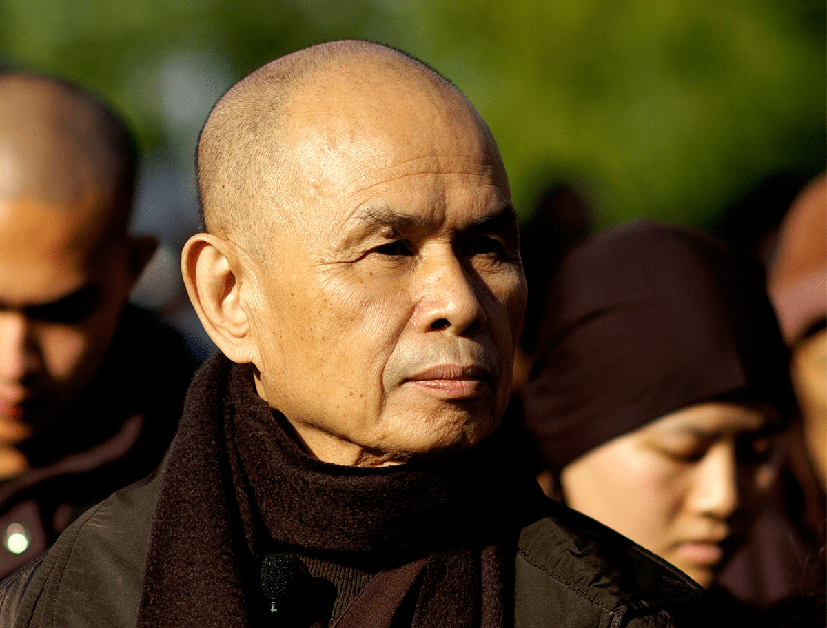 The Best Of Thich Nhat Hanh Life Quotes And Books Lions Roar