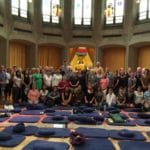 """Thanks to all who joined us at Garrison Institute for """"Finding Freedom from Painful Emotions"""""""