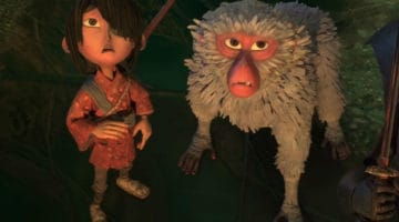 New animated film kubo and the two strings introduces kids to