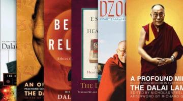 A Dalai Lama Reading List