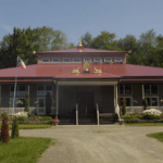 The Palyul Retreat Center, in McDonough, New York, was founded by Penor Rinpoche. (Image via Palyul.org)
